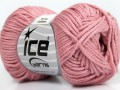 Baby bavlna - světle růžová