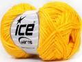 Baby bavlna - žlutá