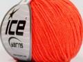 Baby letní  DK - neonově oranžová