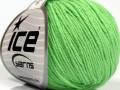 Baby letní  DK - neonově zelená 2