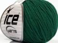 Baby letní  DK - smaragdově zelená 1