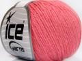 Baby merino soft DK - dětská růžová