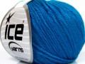 Baby merino soft DK - modrá
