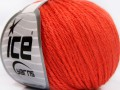 Baby merino soft DK - oranžová