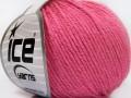 Baby merino soft DK - sladce růžová