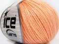 Baby merino soft DK - světle lososová