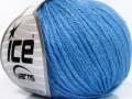 Baby merino soft DK - světle modrá