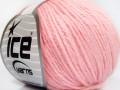 Baby merino soft DK - světle růžová