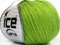Baby merino soft DK - světle zelená