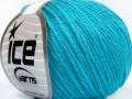 Baby merino soft DK - tyrkysová do modra