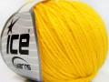 Baby merino soft DK - žlutá