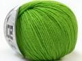 Baby Merino - zelená
