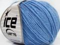 Baby modal - světle modrá