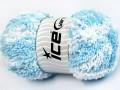 Baby Puffy - dětská modrobílá