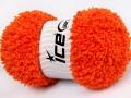 Baby Puffy - oranžová