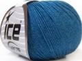 Baby summer - jeansová modrá