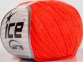 Baby summer - neonová oranžová