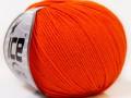 Baby summer - oranžová