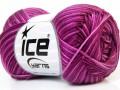 Bavlna Almina color - kaštanovorůžové odstíny