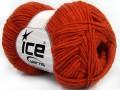 Bavlna soft - oranžová