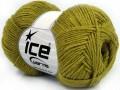 Bavlna soft - zelená