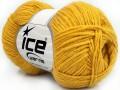 Bavlna soft - žlutá