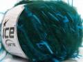 Begonia - zelenotyrkysová
