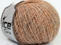 Bicol kašmír - velbloudíoranžovokrémová