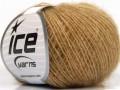 Briz Alpaka - světle hnědá 1