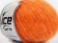 Briz Alpaka - světle oranžová
