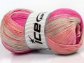 Camilla bavlna magic - růžovobéžová