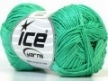 Camilla bavlna - mátově zelená