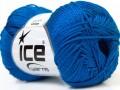 Camilla bavlna - modrá