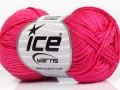 Camilla bavlna - ostře růžová