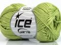 Camilla bavlna - světlá lesní zeleň