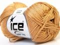 Camilla bavlna - světle hnědá