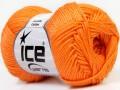 Camilla bavlna - světle oranžová