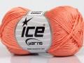 Camilla bavlna - světle oranžová 2