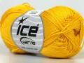 Camilla bavlna - žlutá
