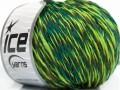 Cedric Alpaka - zelenohnědomodrá
