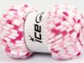 Chenille baby collors - růžové odstíny