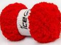 Chunky Puffy - červená