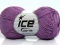 Čistá bavlna fajn new - fialová