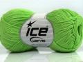 Čistá bavlna fajn new - pistáciově zelená