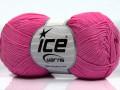 Čistá bavlna fajn new - růžová