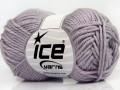 Čistá bavlna - světle fialová