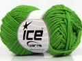 Čistá bavlna - zelená