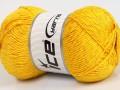Cottonac glitz - žlutá