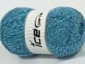 Cruzeiro - modré odstíny