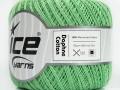 Daphne bavlna - mátově zelená